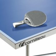 Cornilleau Crossover 100  kék kültéri pingpong asztal ajándék Standard takaróponyvával  házhozszállítással