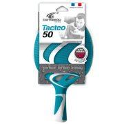 Tacteo 50 türkiz/fehér kültéri pingpong ütő