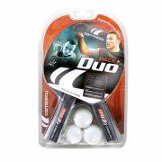 Cornilleau Sport Pack Duo Gatien pingpong ütő szett 2db közép-haladó ütővel, 3db labdával