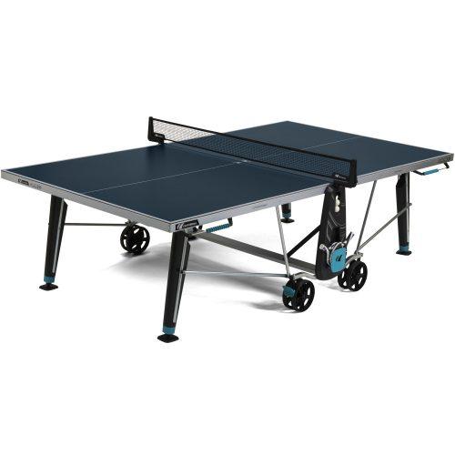 Cornilleau 400X kültéri pingpong asztal KÉK csillogásmentesített asztallappal