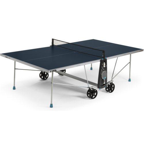 Cornilleau 100X időjárásálló pingpong asztal KÉK asztallapokkal