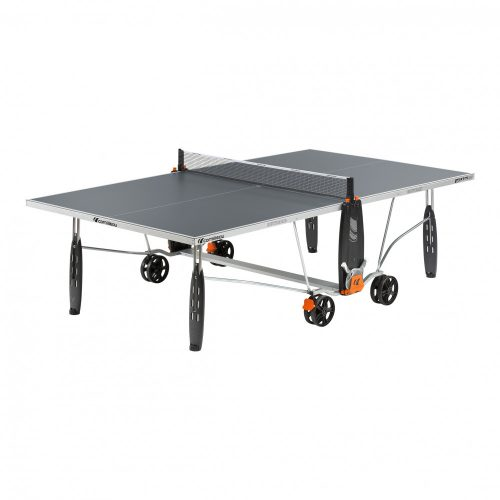 Cornilleau 150 Crossover pingpong asztal szürke színű Soft Mat asztallappal