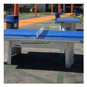 Közösségi - Köztéri pingpong asztal
